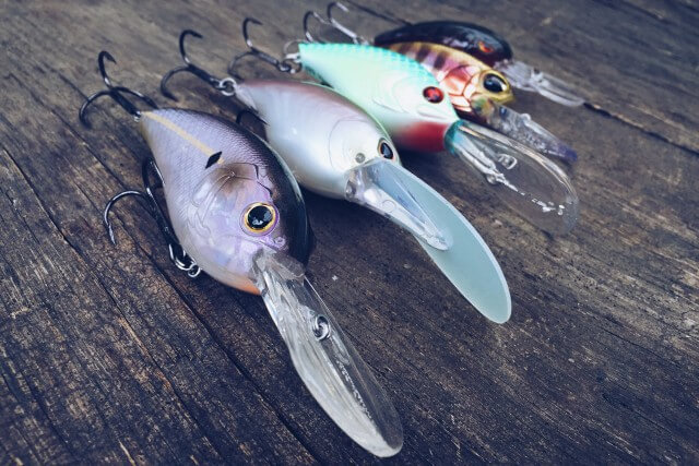 walleye crankbaits