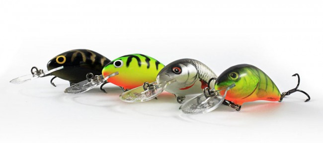 Salmo Lures for Walleye