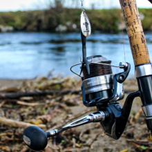 best salmon fishing reel